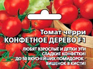 Томат-КОНФЕТНОЕ-ДЕРЕВО-F1-черри
